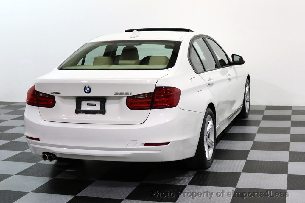2015 BMW 3 Series CERTIFIED 328i xDRIVE AWD PREMIUM PACKAGE - 17124383 - 12