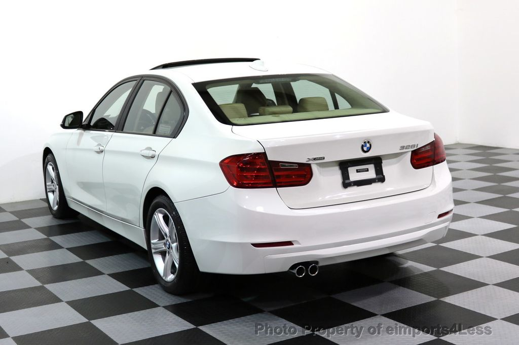2015 BMW 3 Series CERTIFIED 328i xDRIVE AWD PREMIUM PACKAGE - 17124383 - 17