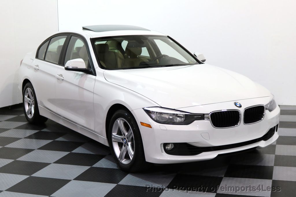 2015 BMW 3 Series CERTIFIED 328i xDRIVE AWD PREMIUM PACKAGE - 17124383 - 33