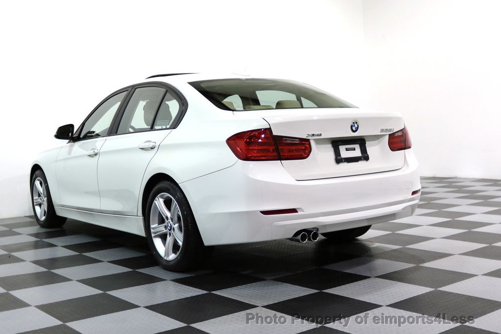 2015 BMW 3 Series CERTIFIED 328i xDRIVE AWD PREMIUM PACKAGE - 17124383 - 34