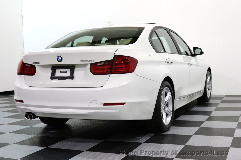 2015 BMW 3 Series CERTIFIED 328i xDRIVE AWD PREMIUM PACKAGE - 17124383 - 35