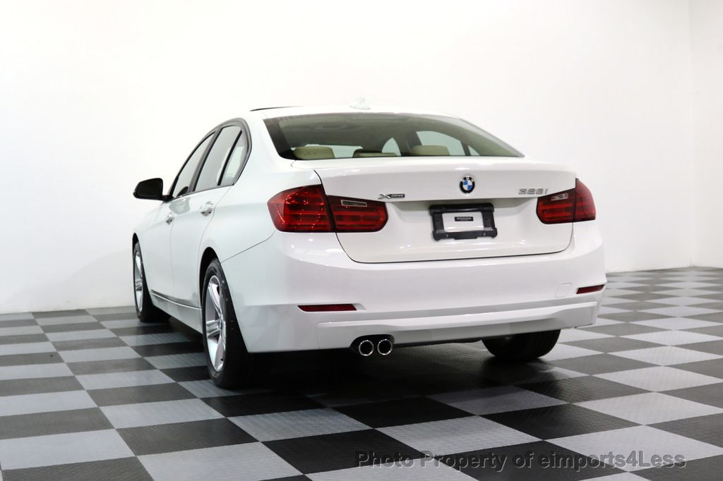 2015 BMW 3 Series CERTIFIED 328i xDRIVE AWD PREMIUM PACKAGE - 17124383 - 48