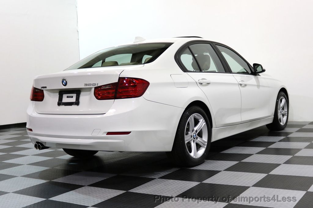 2015 BMW 3 Series CERTIFIED 328i xDRIVE AWD PREMIUM PACKAGE - 17124383 - 49