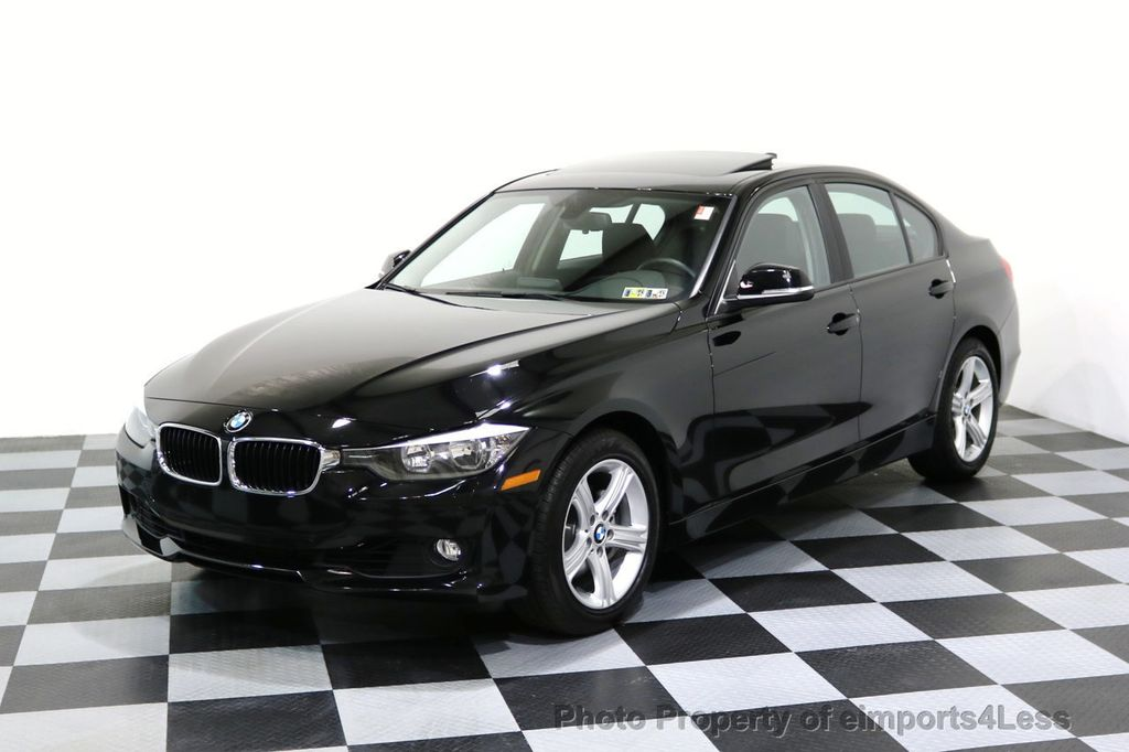 2015 BMW 3 Series CERTIFIED 328i xDRIVE AWD PREMIUM PACKAGE - 17161921 - 0