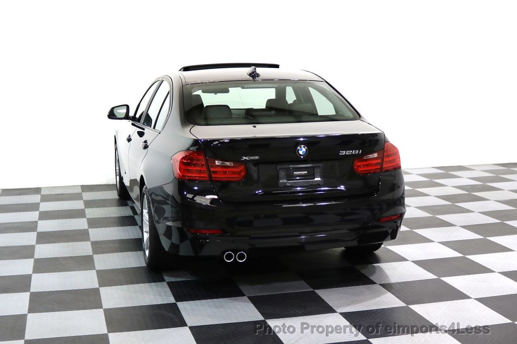 2015 BMW 3 Series CERTIFIED 328i xDRIVE AWD PREMIUM PACKAGE - 17161921 - 14