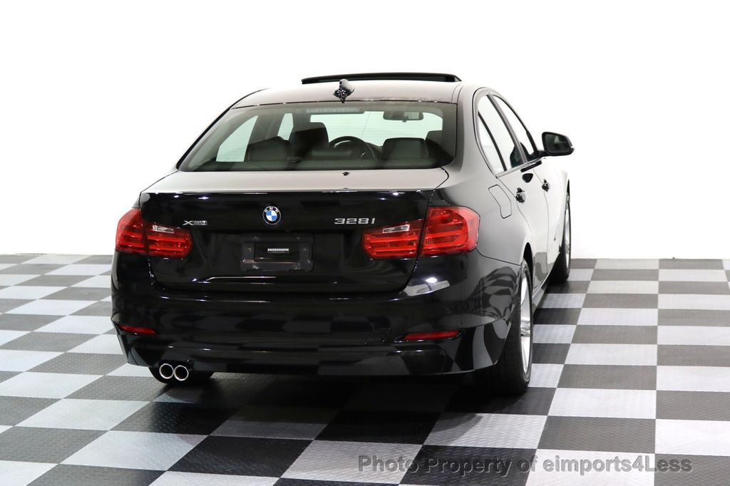 2015 BMW 3 Series CERTIFIED 328i xDRIVE AWD PREMIUM PACKAGE - 17161921 - 16