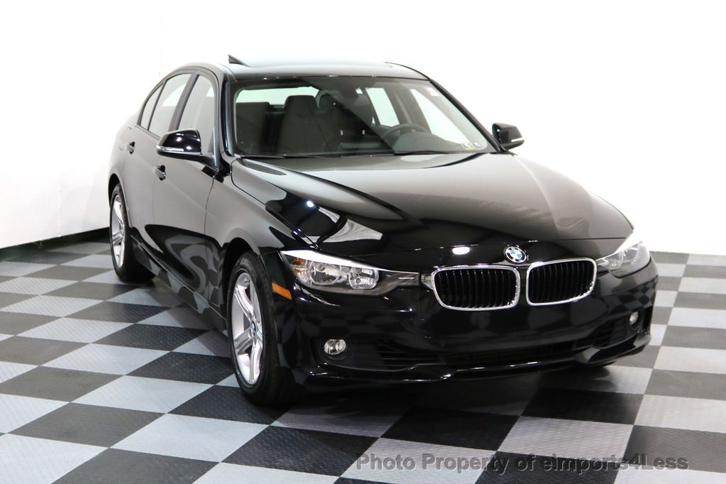 2015 BMW 3 Series CERTIFIED 328i xDRIVE AWD PREMIUM PACKAGE - 17161921 - 1