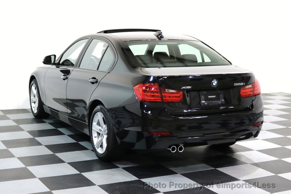 2015 BMW 3 Series CERTIFIED 328i xDRIVE AWD PREMIUM PACKAGE - 17161921 - 27
