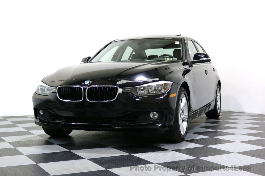 2015 BMW 3 Series CERTIFIED 328i xDRIVE AWD PREMIUM PACKAGE - 17161921 - 42
