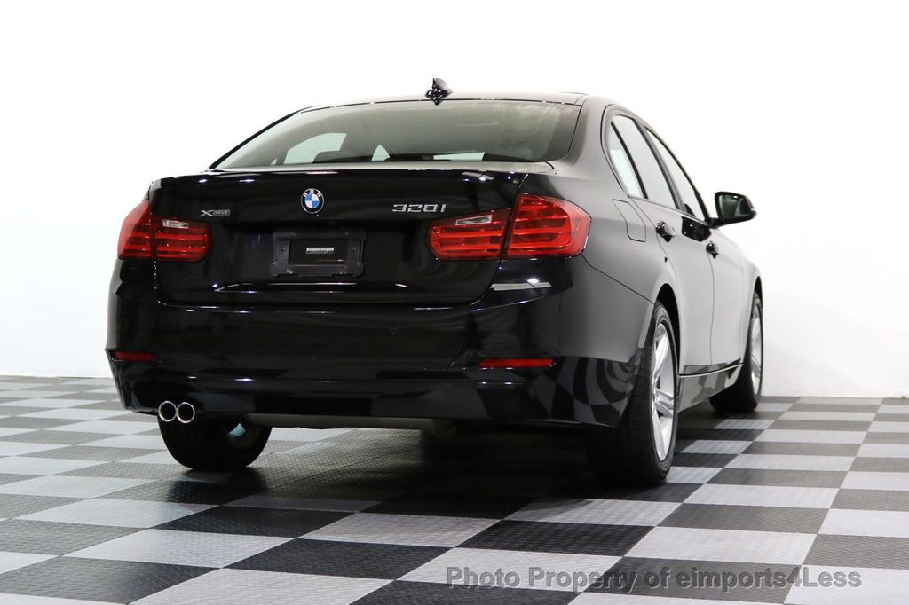 2015 BMW 3 Series CERTIFIED 328i xDRIVE AWD PREMIUM PACKAGE - 17161921 - 45