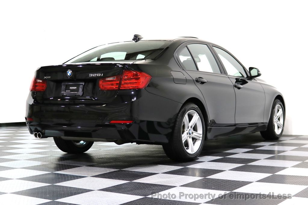 2015 BMW 3 Series CERTIFIED 328i xDRIVE AWD PREMIUM PACKAGE - 17161921 - 48