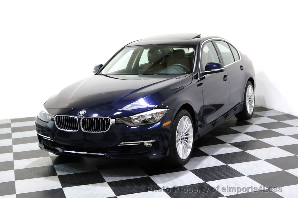 2015 BMW 3 Series CERTIFIED 328i xDRIVE Luxury Line AWD CAMERA NAVI - 17432466 - 0