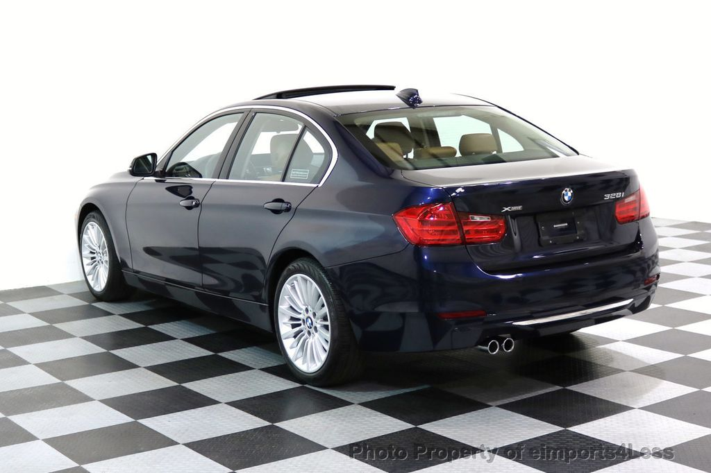 2015 BMW 3 Series CERTIFIED 328i xDRIVE Luxury Line AWD CAMERA NAVI - 17432466 - 16