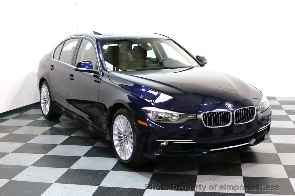 2015 BMW 3 Series CERTIFIED 328i xDRIVE Luxury Line AWD CAMERA NAVI - 17432466 - 1
