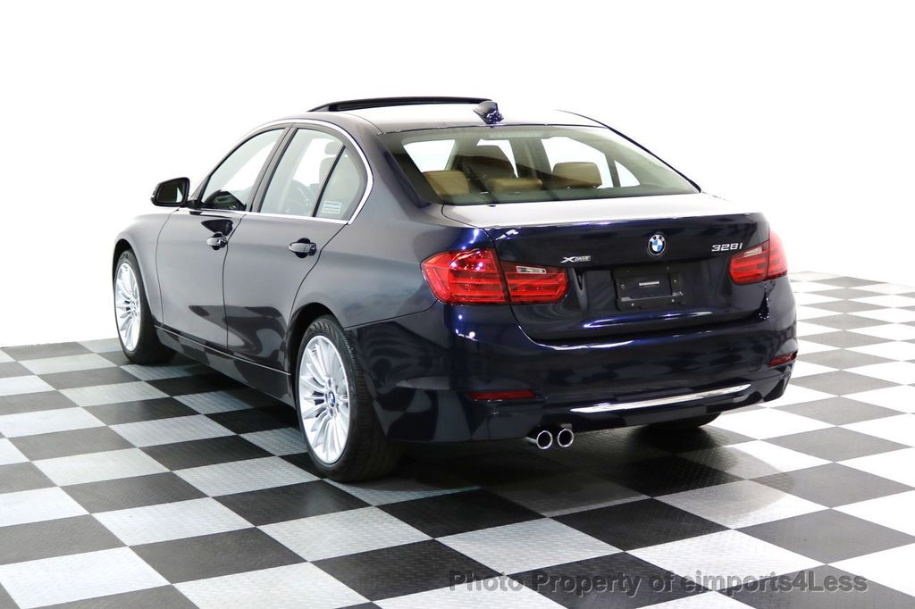 2015 BMW 3 Series CERTIFIED 328i xDRIVE Luxury Line AWD CAMERA NAVI - 17432466 - 2