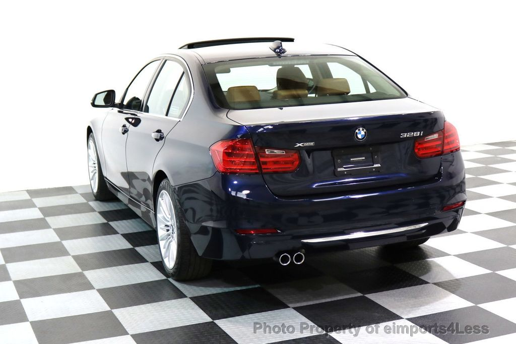 2015 BMW 3 Series CERTIFIED 328i xDRIVE Luxury Line AWD CAMERA NAVI - 17432466 - 31