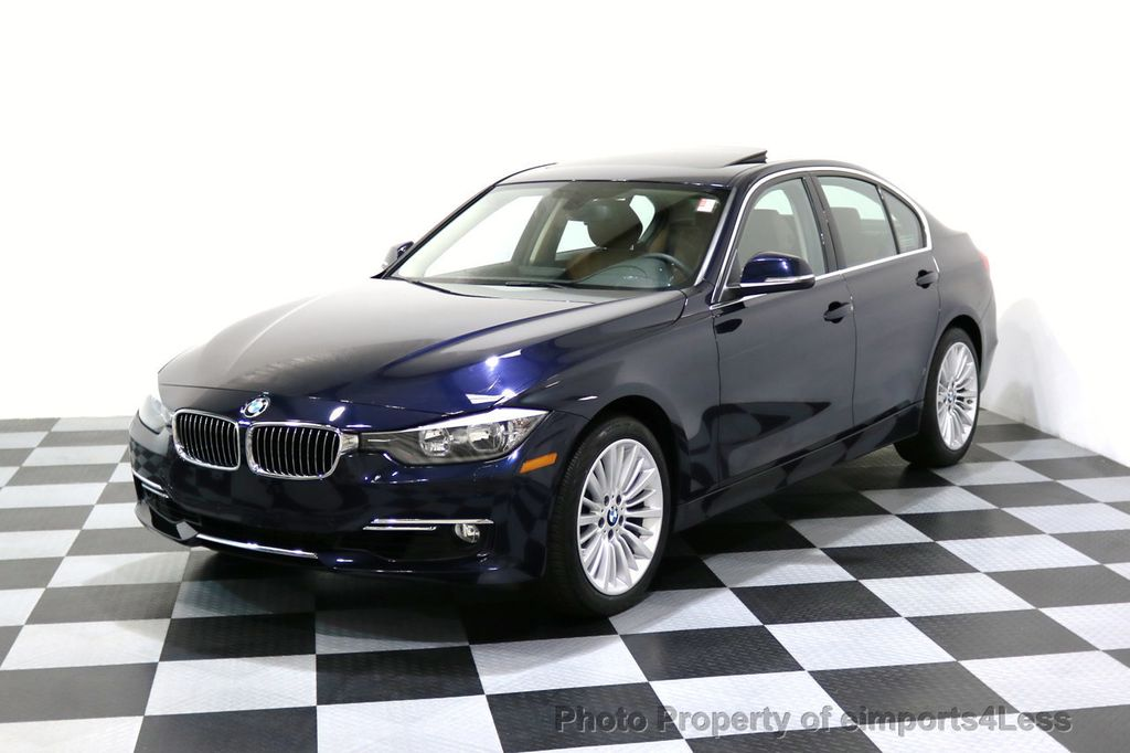 2015 BMW 3 Series CERTIFIED 328i xDRIVE Luxury Line AWD CAMERA NAVI - 17432466 - 47