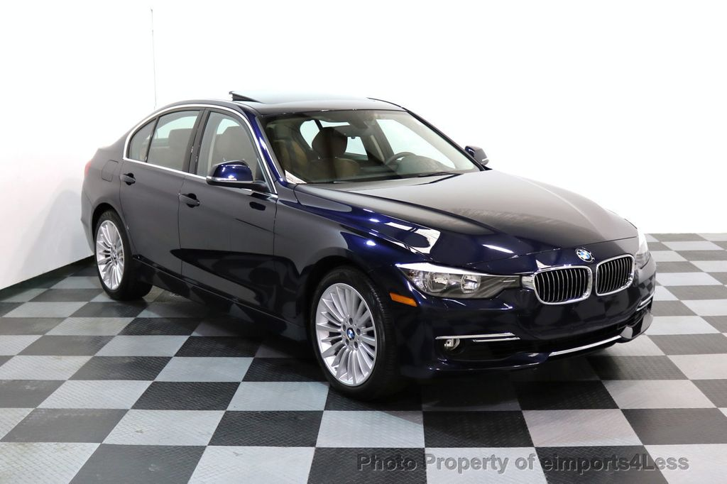 2015 BMW 3 Series CERTIFIED 328i xDRIVE Luxury Line AWD CAMERA NAVI - 17432466 - 48