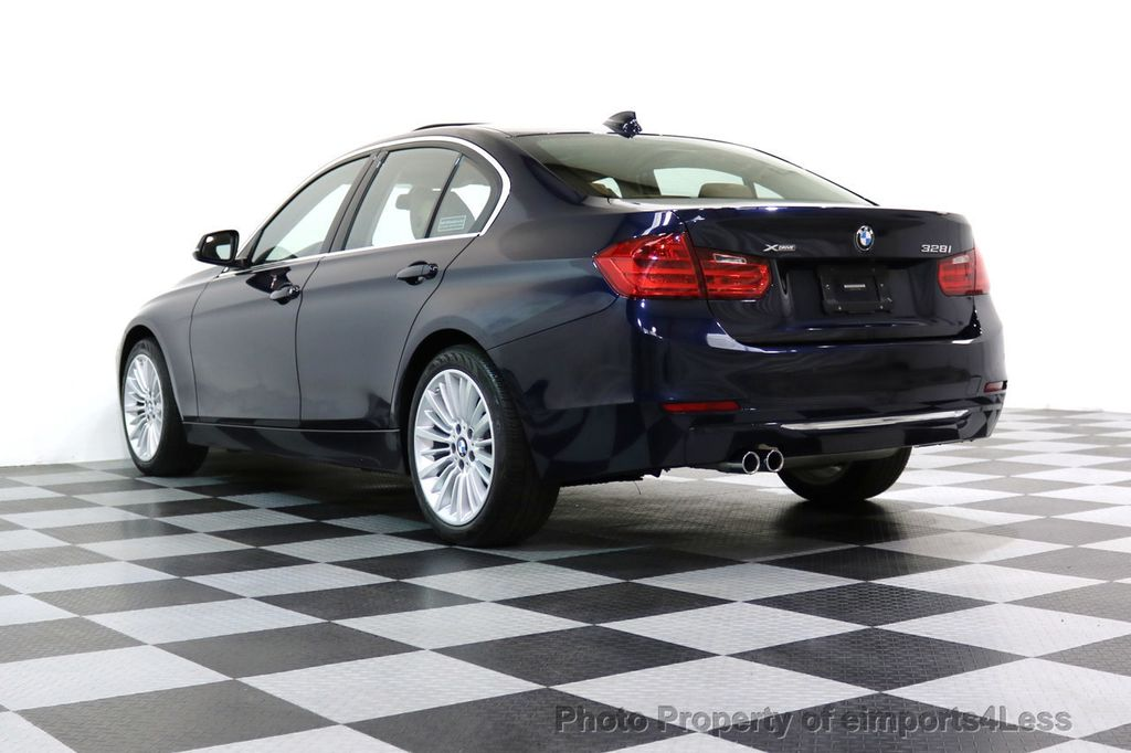 2015 BMW 3 Series CERTIFIED 328i xDRIVE Luxury Line AWD CAMERA NAVI - 17432466 - 49