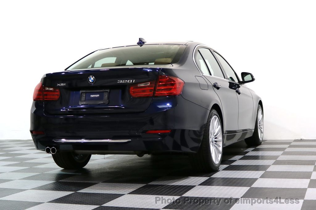 2015 BMW 3 Series CERTIFIED 328i xDRIVE Luxury Line AWD CAMERA NAVI - 17432466 - 52