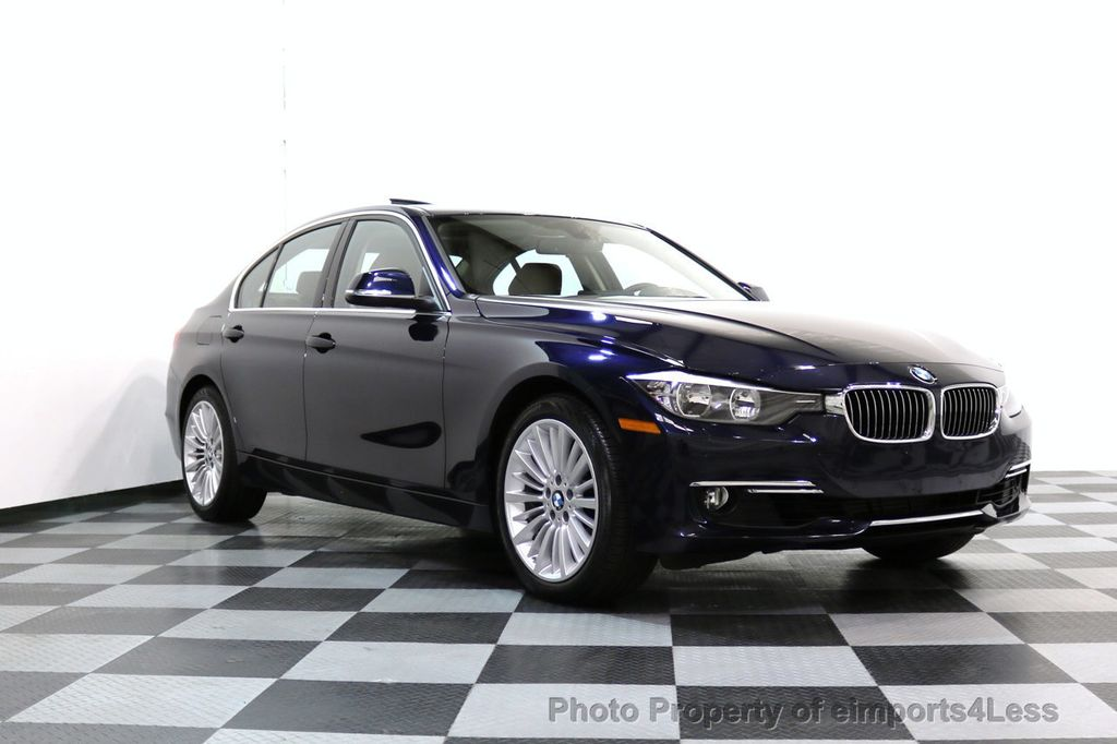2015 BMW 3 Series CERTIFIED 328i xDRIVE Luxury Line AWD CAMERA NAVI - 17432466 - 53