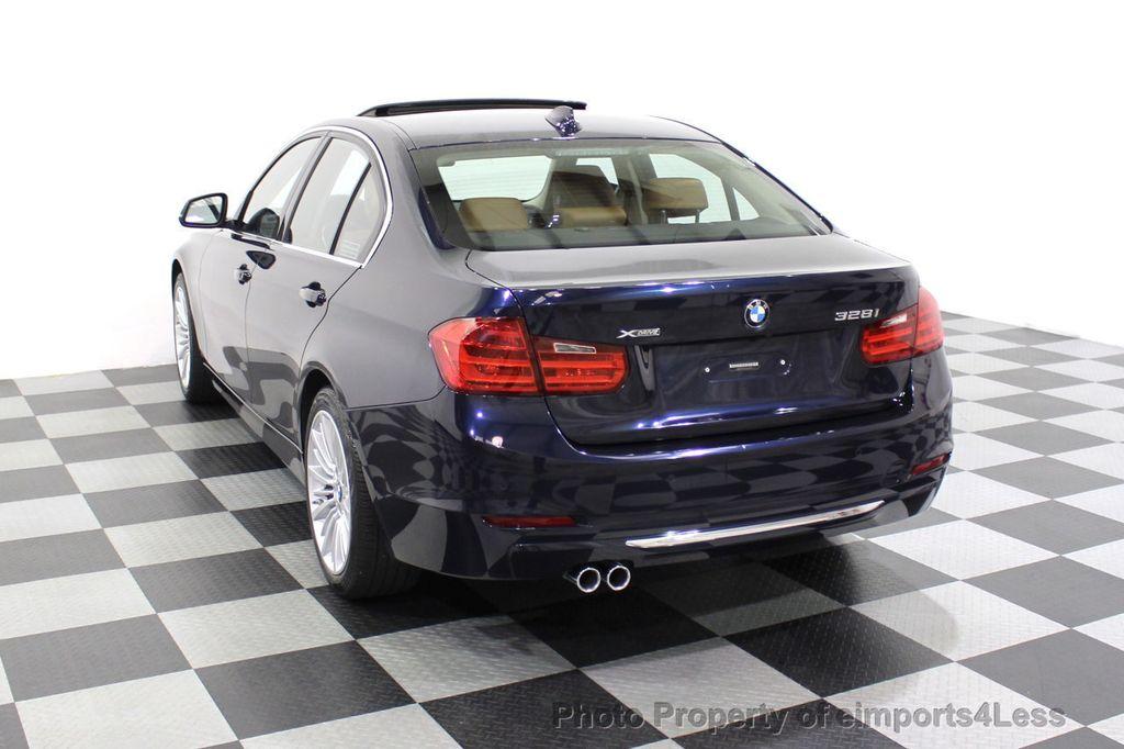 2015 BMW 3 Series CERTIFIED 328i xDRIVE Luxury Line AWD CAMERA NAVI - 18196760 - 16