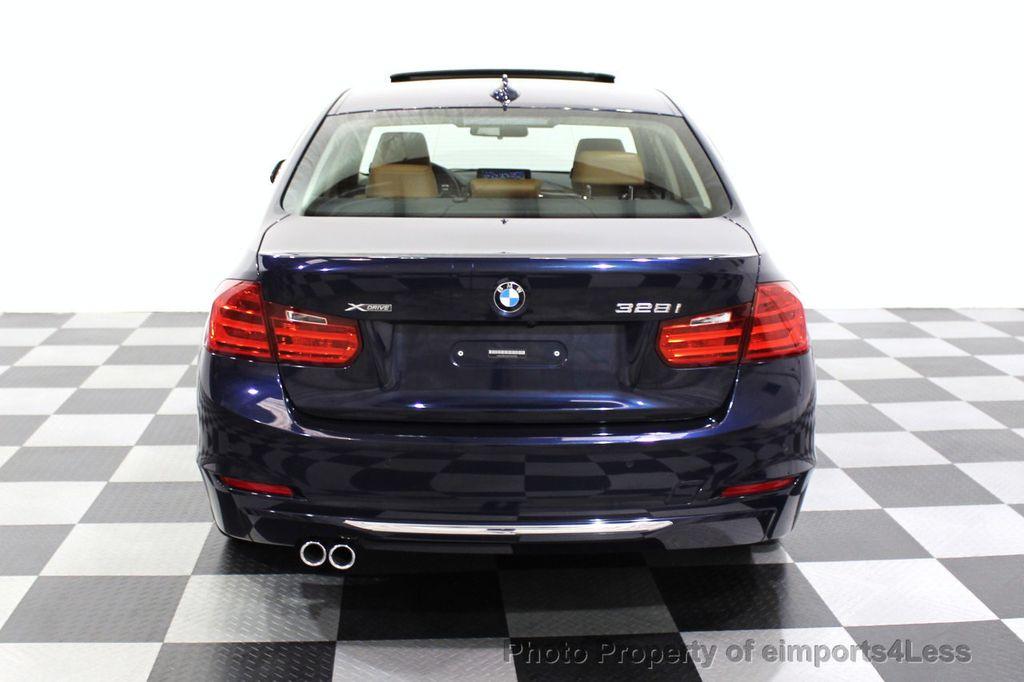 2015 BMW 3 Series CERTIFIED 328i xDRIVE Luxury Line AWD CAMERA NAVI - 18196760 - 17