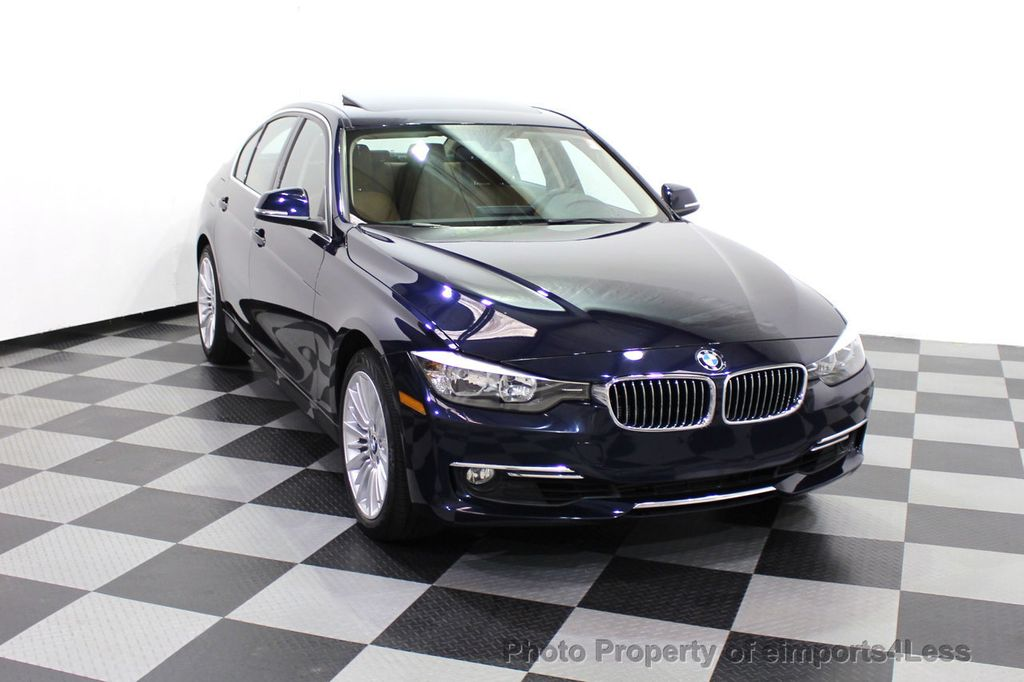 2015 BMW 3 Series CERTIFIED 328i xDRIVE Luxury Line AWD CAMERA NAVI - 18196760 - 1