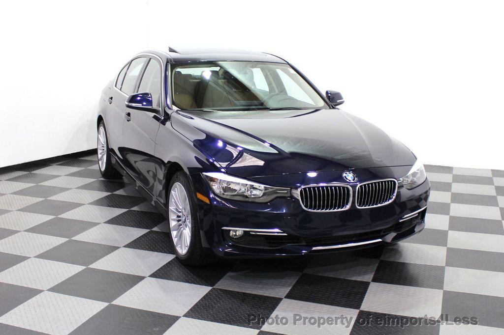 2015 BMW 3 Series CERTIFIED 328i xDRIVE Luxury Line AWD CAMERA NAVI - 18196760 - 1