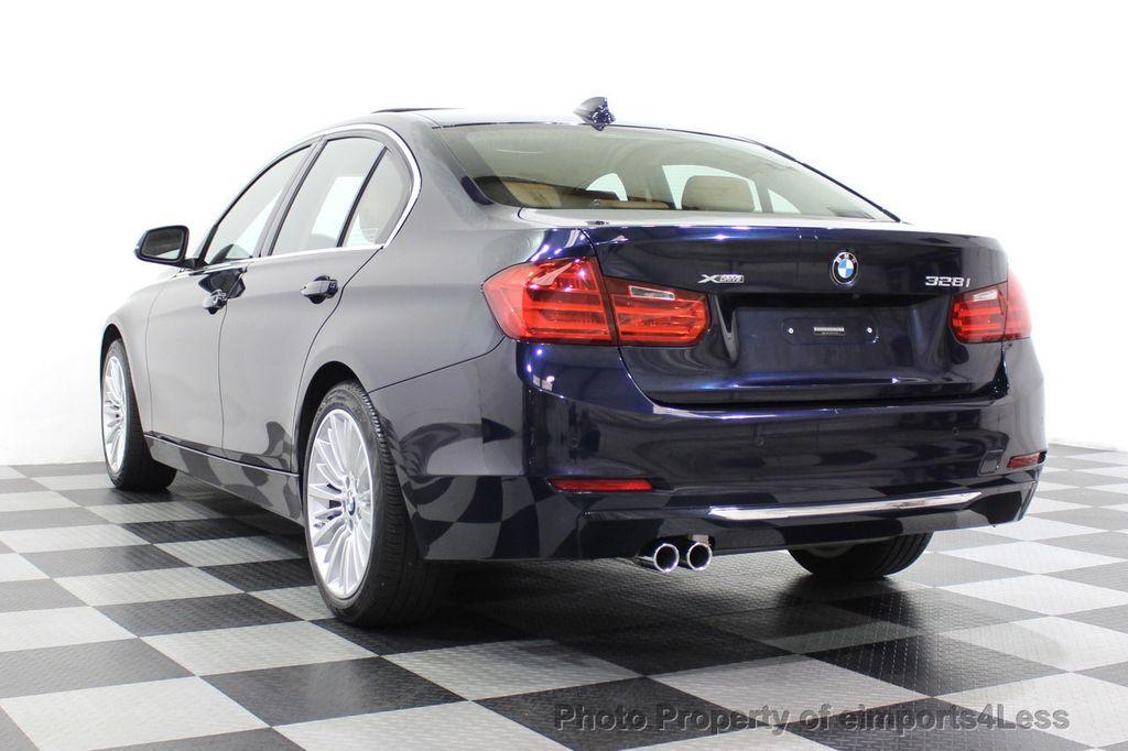 2015 BMW 3 Series CERTIFIED 328i xDRIVE Luxury Line AWD CAMERA NAVI - 18196760 - 2