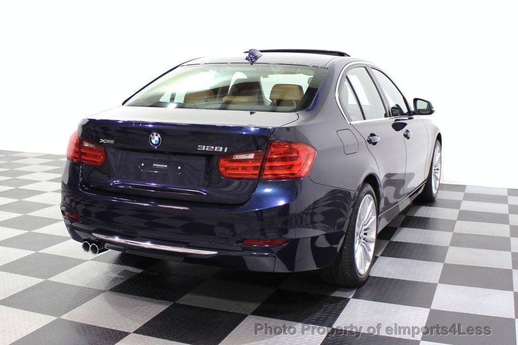 2015 BMW 3 Series CERTIFIED 328i xDRIVE Luxury Line AWD CAMERA NAVI - 18196760 - 32