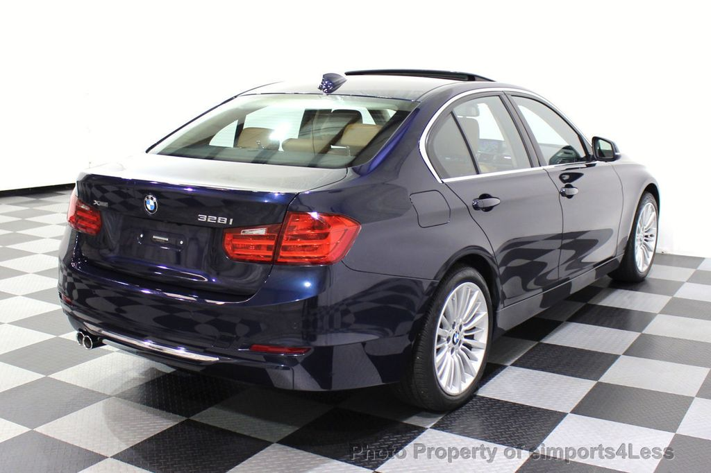 2015 BMW 3 Series CERTIFIED 328i xDRIVE Luxury Line AWD CAMERA NAVI - 18196760 - 3