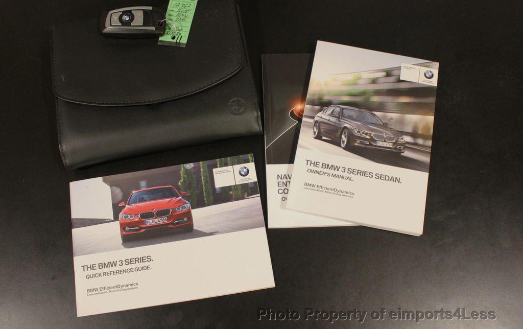 2015 BMW 3 Series CERTIFIED 328i xDRIVE Luxury Line AWD CAMERA NAVI - 18196760 - 40
