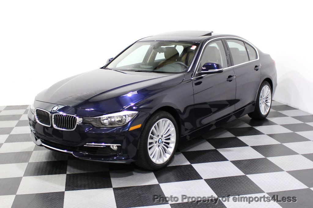 2015 BMW 3 Series CERTIFIED 328i xDRIVE Luxury Line AWD CAMERA NAVI - 18196760 - 44