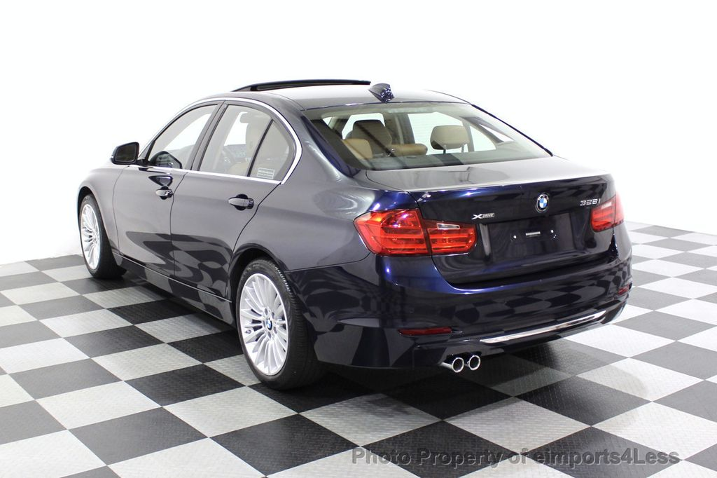 2015 BMW 3 Series CERTIFIED 328i xDRIVE Luxury Line AWD CAMERA NAVI - 18196760 - 47