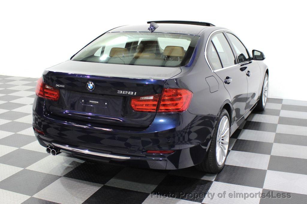 2015 BMW 3 Series CERTIFIED 328i xDRIVE Luxury Line AWD CAMERA NAVI - 18196760 - 48