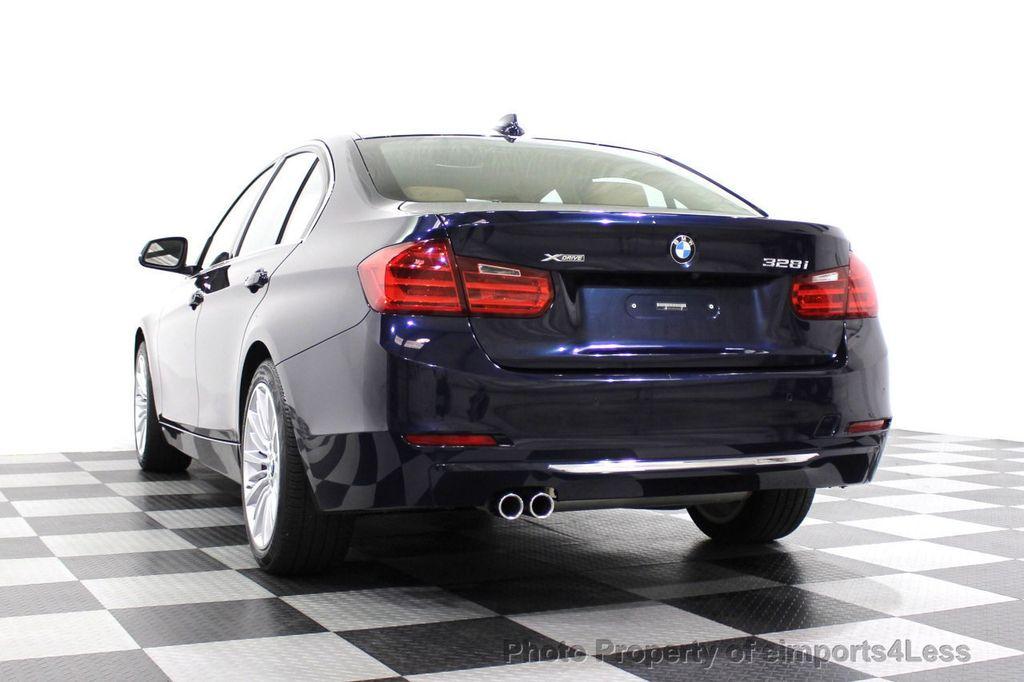 2015 BMW 3 Series CERTIFIED 328i xDRIVE Luxury Line AWD CAMERA NAVI - 18196760 - 54