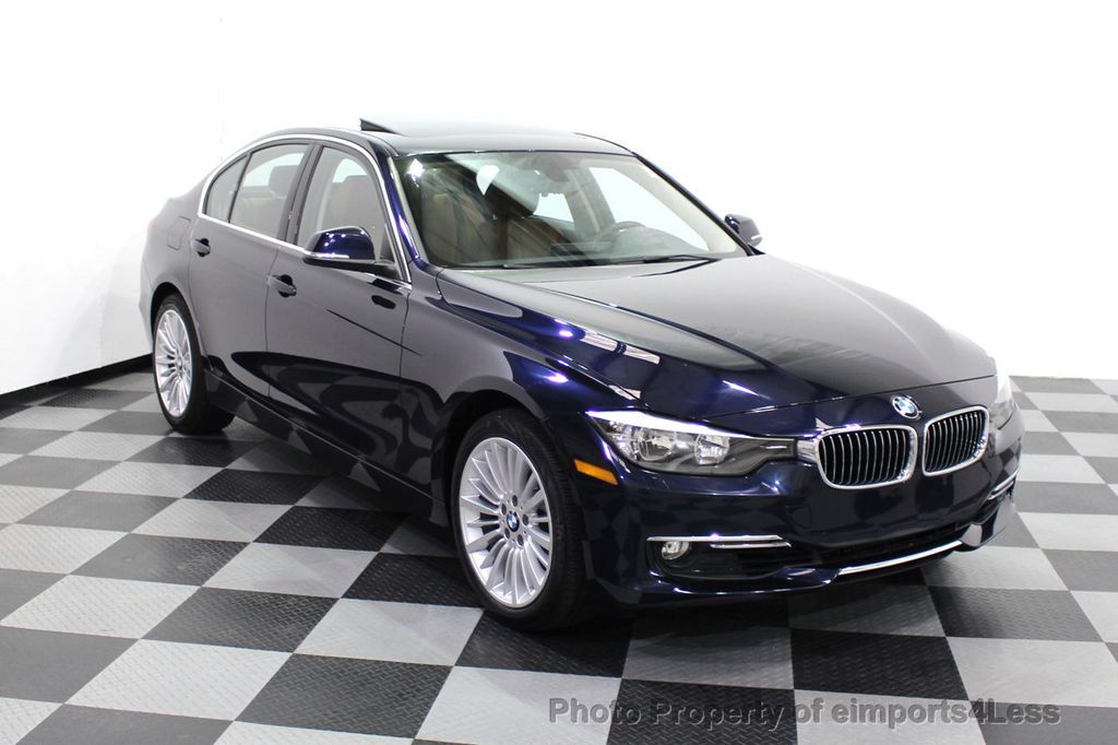 2015 BMW 3 Series CERTIFIED 328i xDRIVE Luxury Line AWD CAMERA NAVI - 18196760 - 56