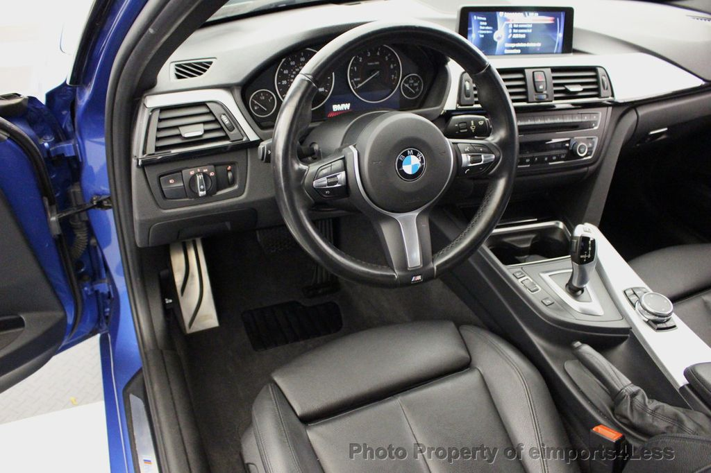 2015 BMW 3 Series CERTIFIED 328i xDRIVE M SPORT AWD XENON CAMERA NAVI - 16747585 - 33