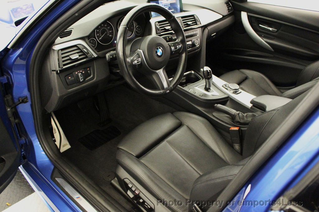 2015 BMW 3 Series CERTIFIED 328i xDRIVE M SPORT AWD XENON CAMERA NAVI - 16747585 - 35