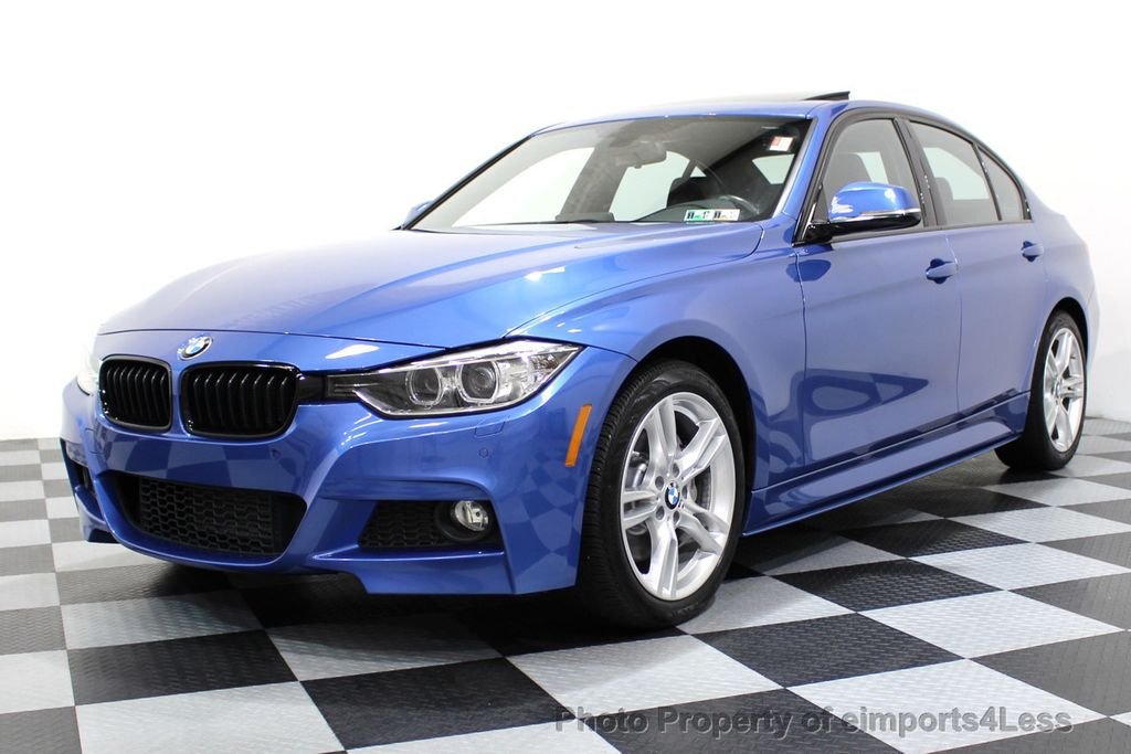 2015 BMW 3 Series CERTIFIED 328i xDRIVE M SPORT AWD XENON CAMERA NAVI - 16747585 - 52
