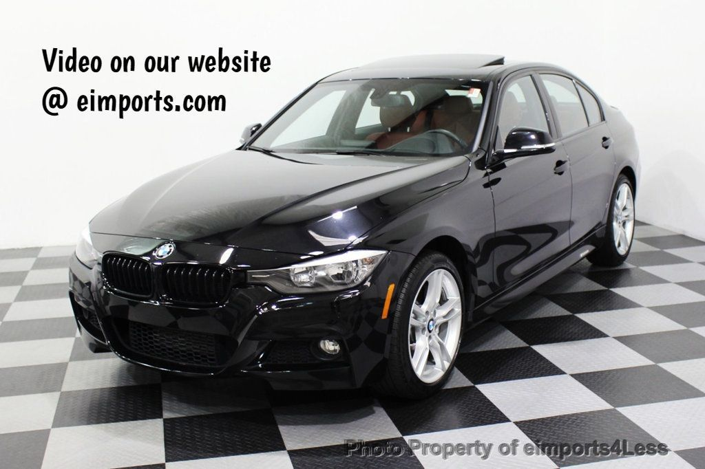 2015 BMW 3 Series CERTIFIED 328i xDrive M Sport Tech Premium HK Audio Cold - 18279082 - 0