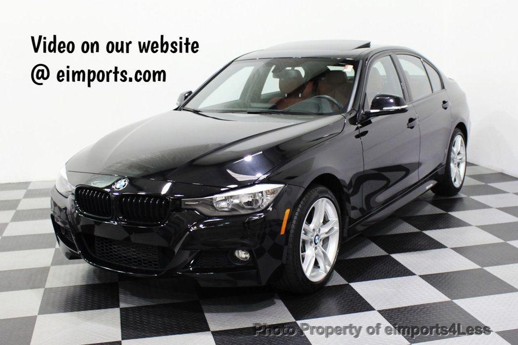 2015 BMW 3 Series CERTIFIED 328i xDrive M Sport Tech Premium HK Audio Cold - 18279082 - 0