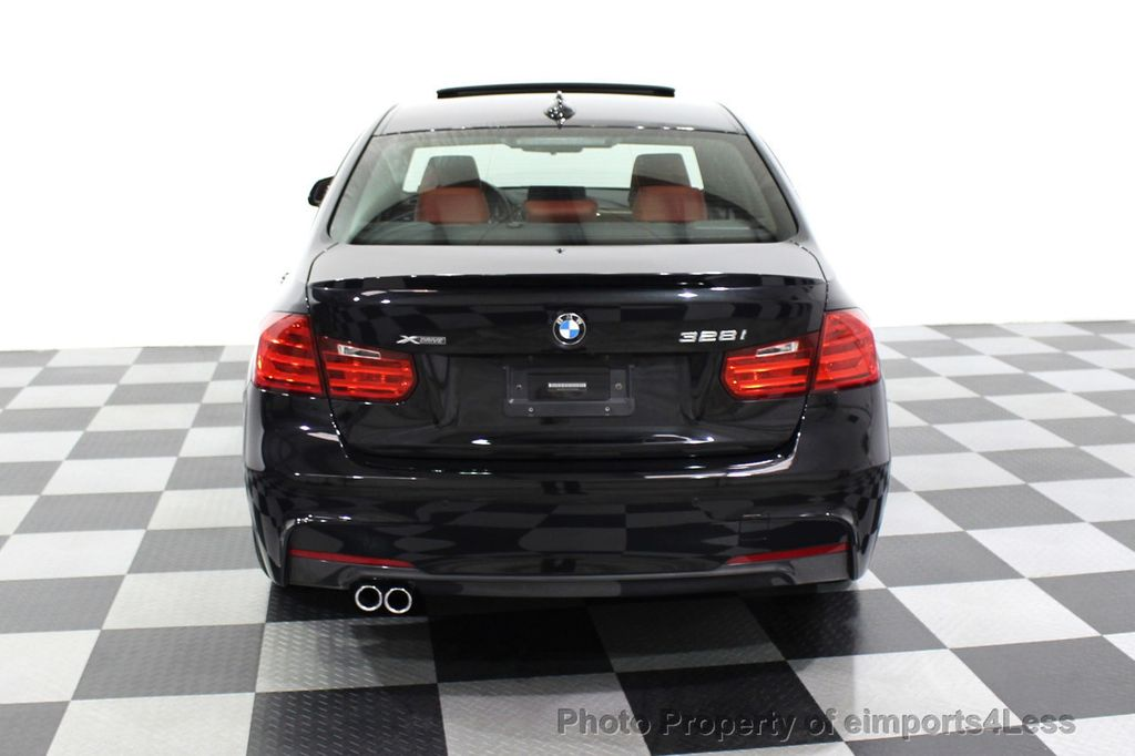 2015 BMW 3 Series CERTIFIED 328i xDrive M Sport Tech Premium HK Audio Cold - 18279082 - 17