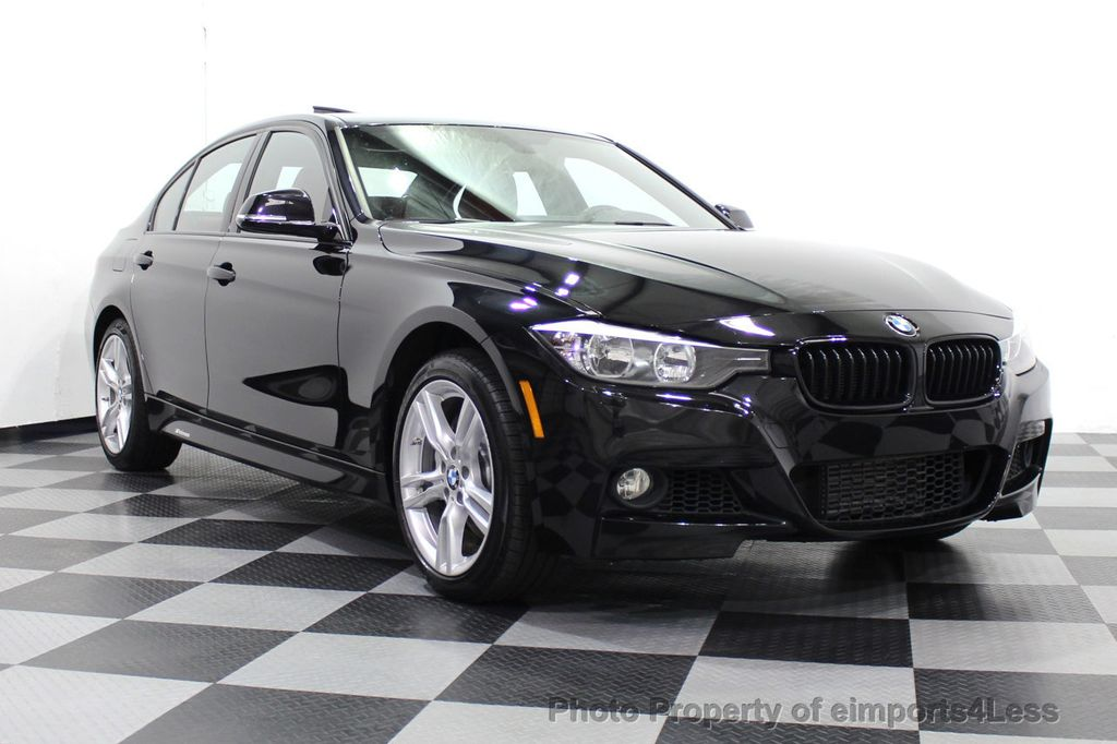 2015 BMW 3 Series CERTIFIED 328i xDrive M Sport Tech Premium HK Audio Cold - 18279082 - 1