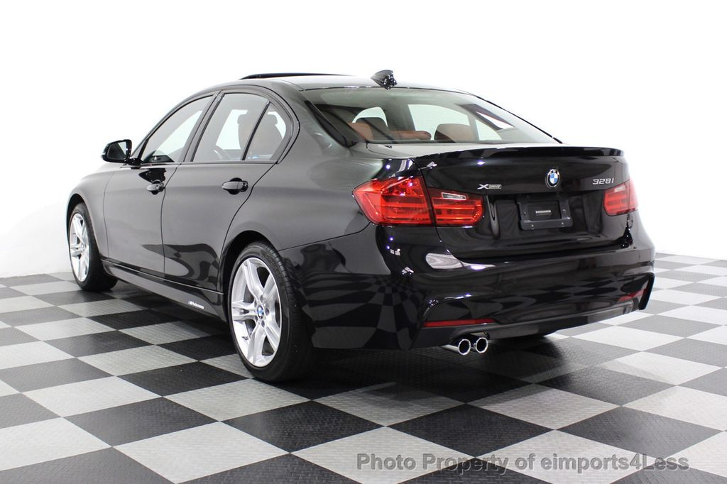 2015 BMW 3 Series CERTIFIED 328i xDrive M Sport Tech Premium HK Audio Cold - 18279082 - 2
