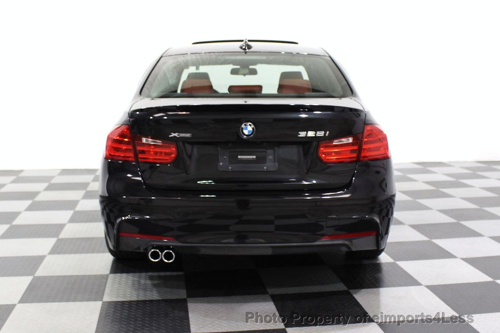 2015 BMW 3 Series CERTIFIED 328i xDrive M Sport Tech Premium HK Audio Cold - 18279082 - 32