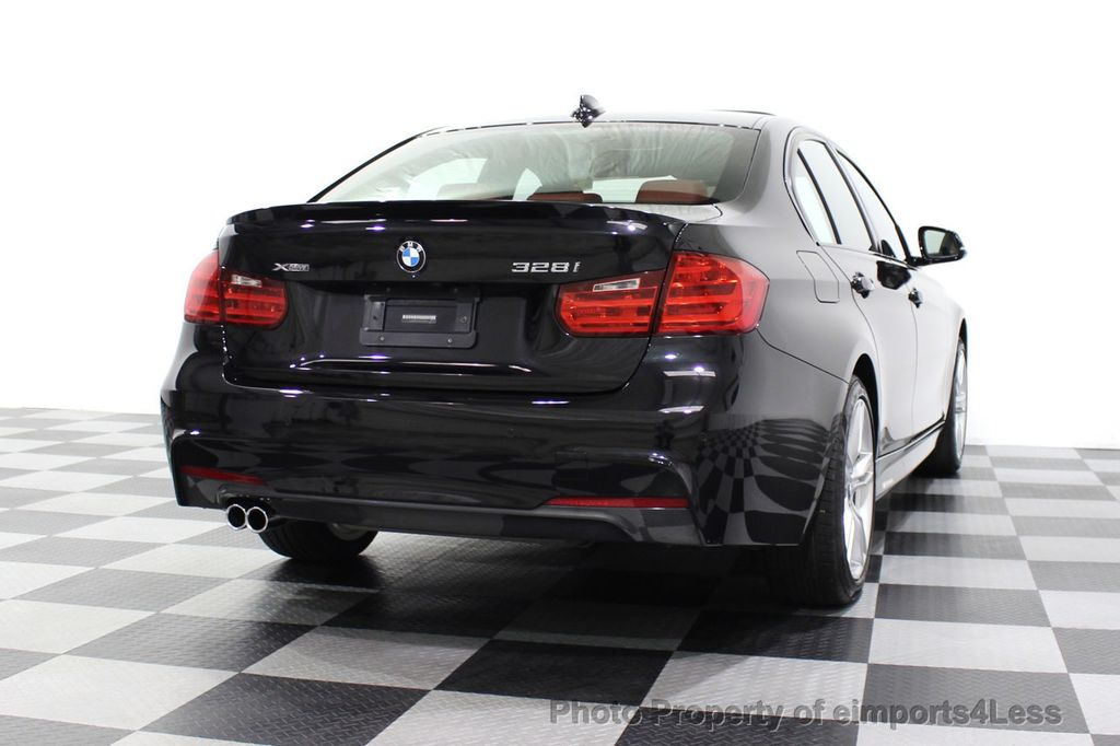 2015 BMW 3 Series CERTIFIED 328i xDrive M Sport Tech Premium HK Audio Cold - 18279082 - 33