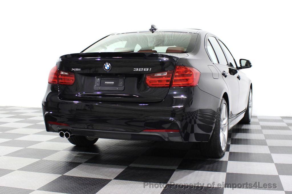 2015 BMW 3 Series CERTIFIED 328i xDrive M Sport Tech Premium HK Audio Cold - 18279082 - 33