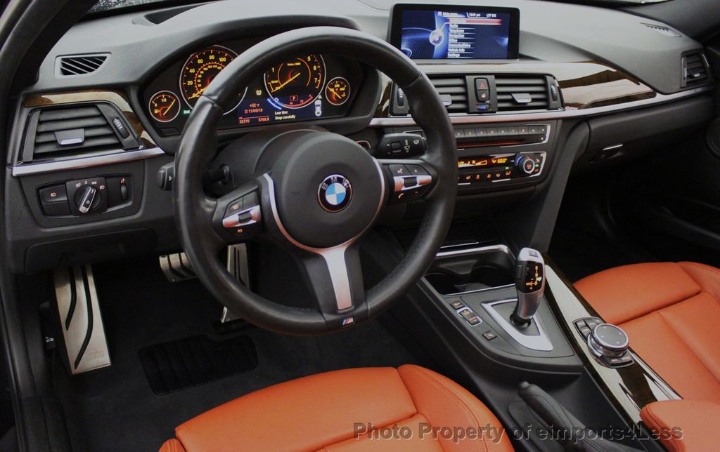 2015 BMW 3 Series CERTIFIED 328i xDrive M Sport Tech Premium HK Audio Cold - 18279082 - 34